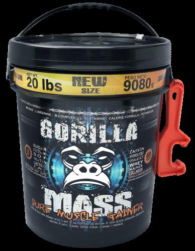 gorilla mass
